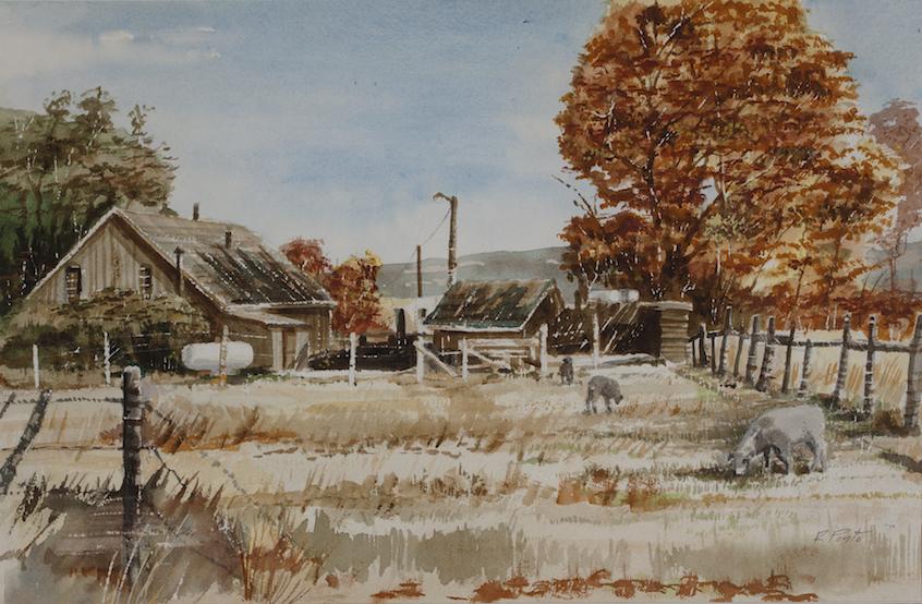 Robert Ponto: Salazar's Farm