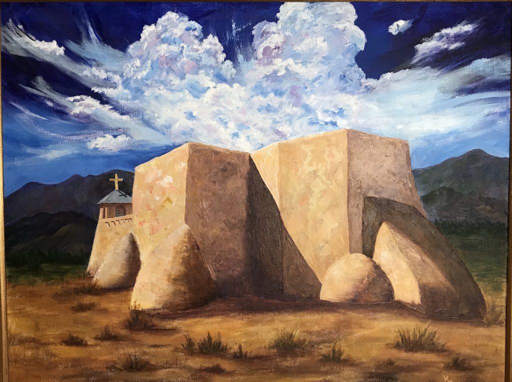 Kay Richards: Ranchos de Taos