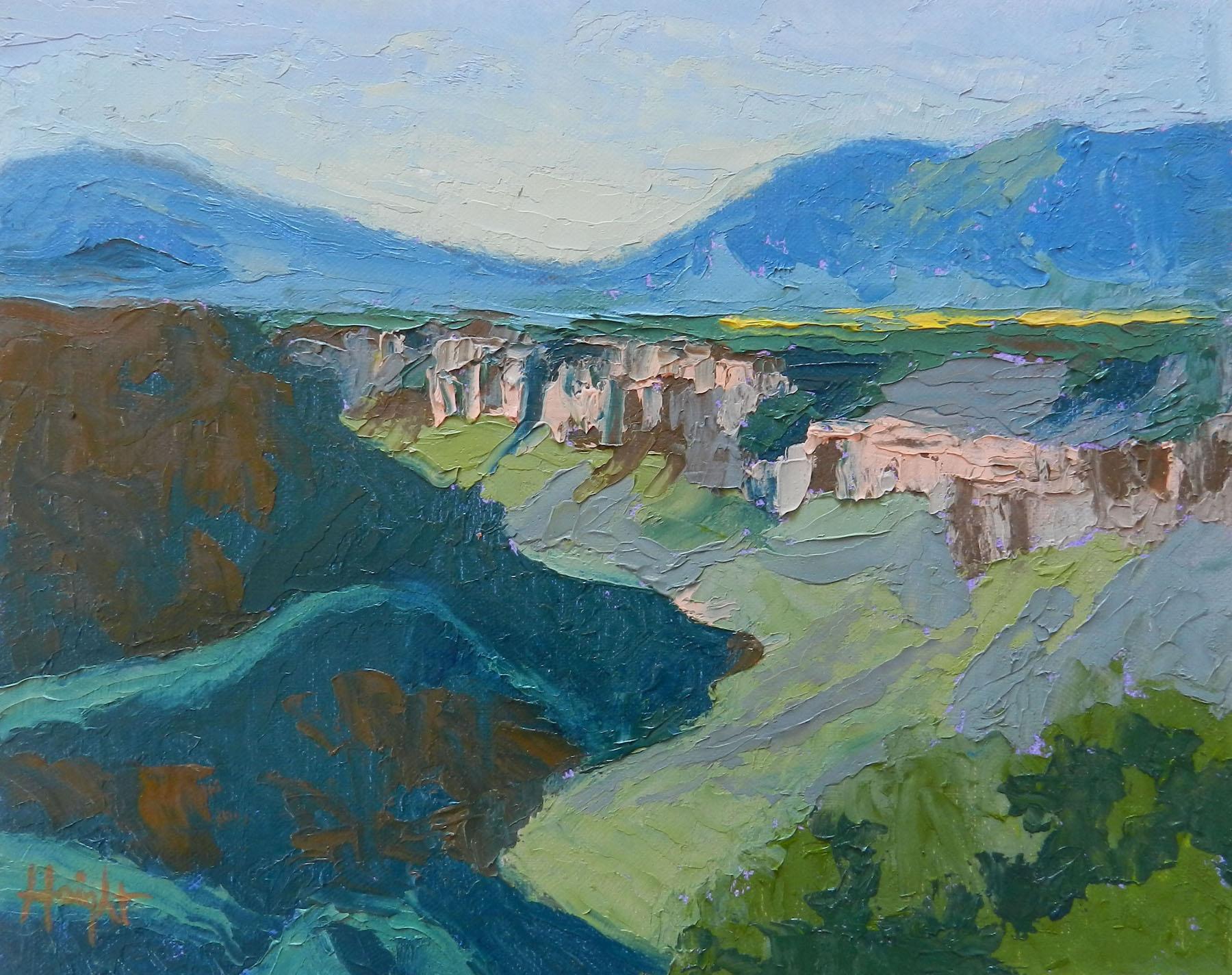 Cathy Haight: Rio Grande del Norte