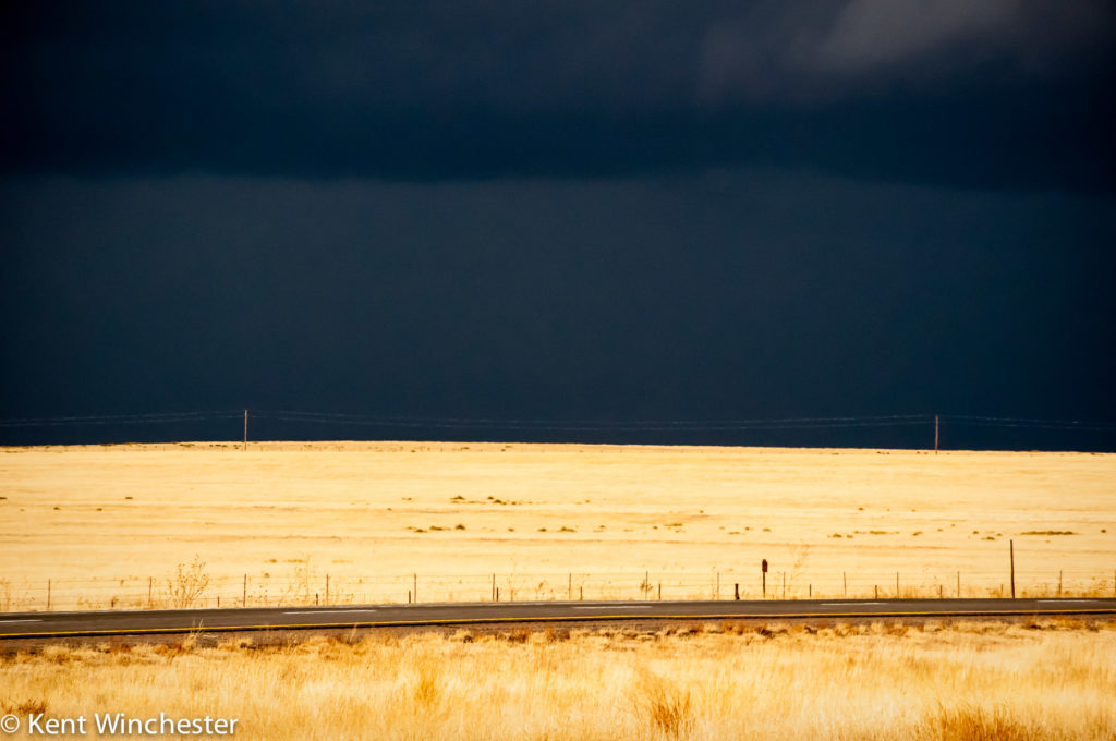 Kent Winchester: Santa Fe Trail Rain
