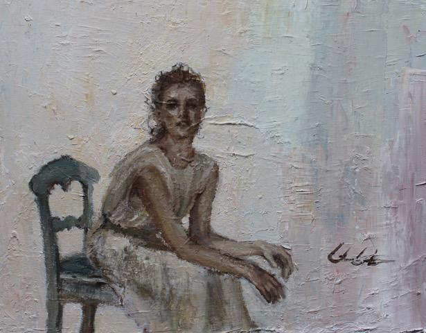 Gloria Blinn: Sonnet XVI
