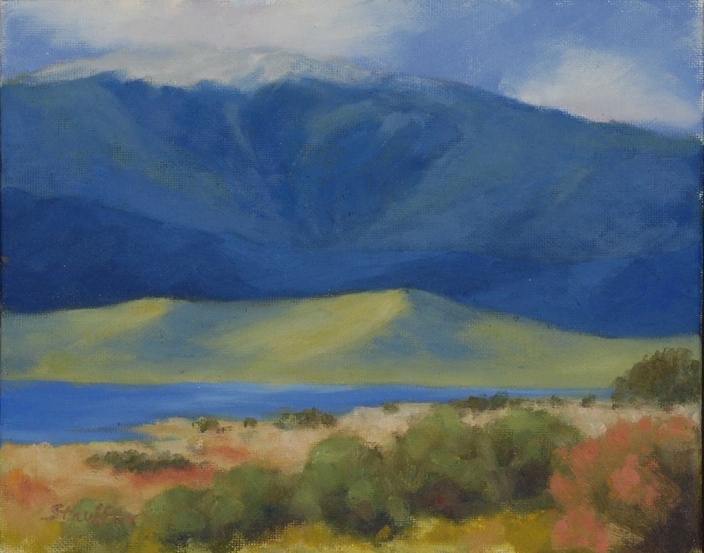 Diana Stauffer: Moreno Valley Afternoon
