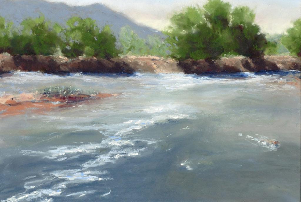 Diana Stauffer: Spring Melt at Coronado