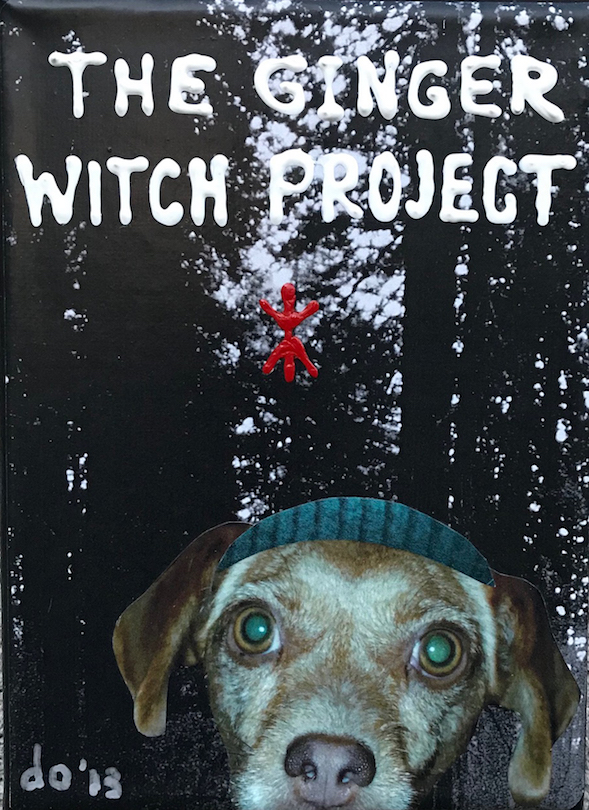 Deborah Openden: The Ginger Witch Project