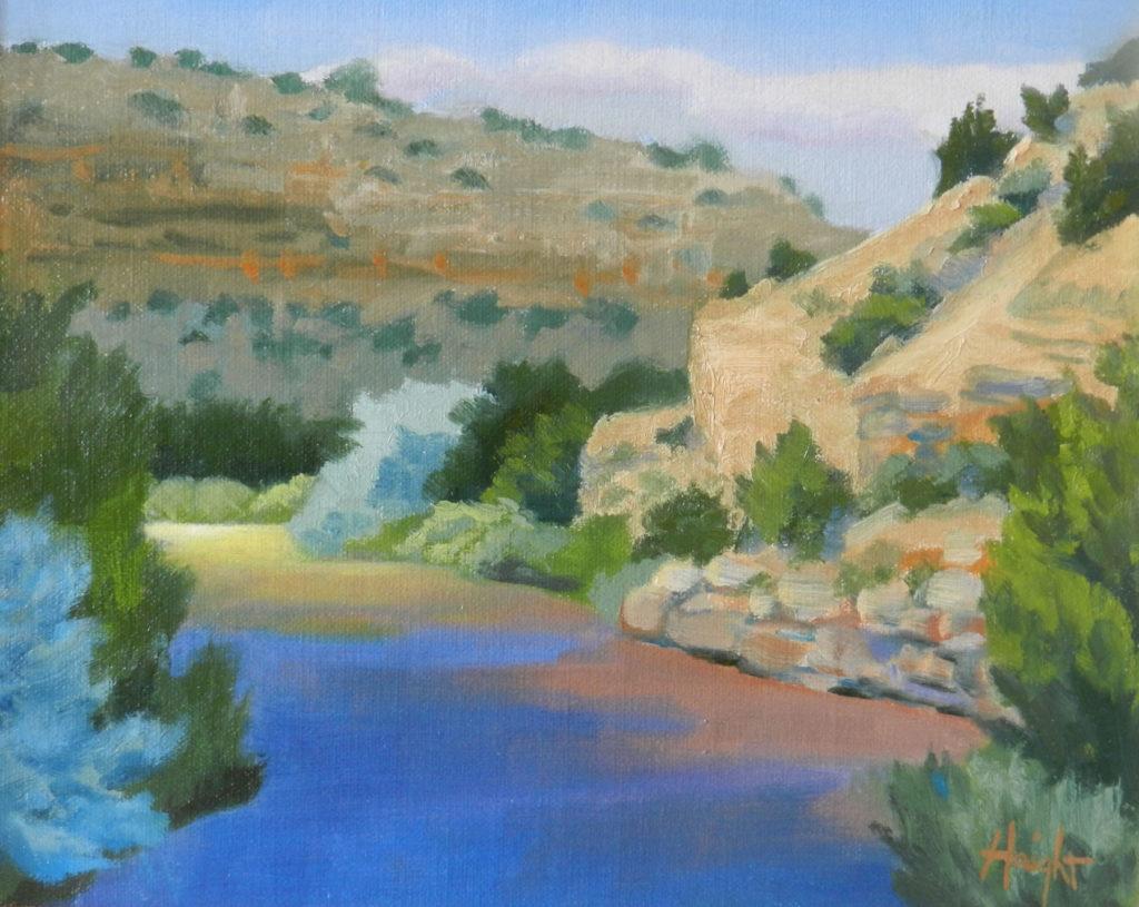 Cathy Haight: Upper Pecos River