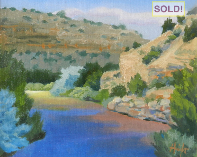 Cathy Haight: Upper Pecos River