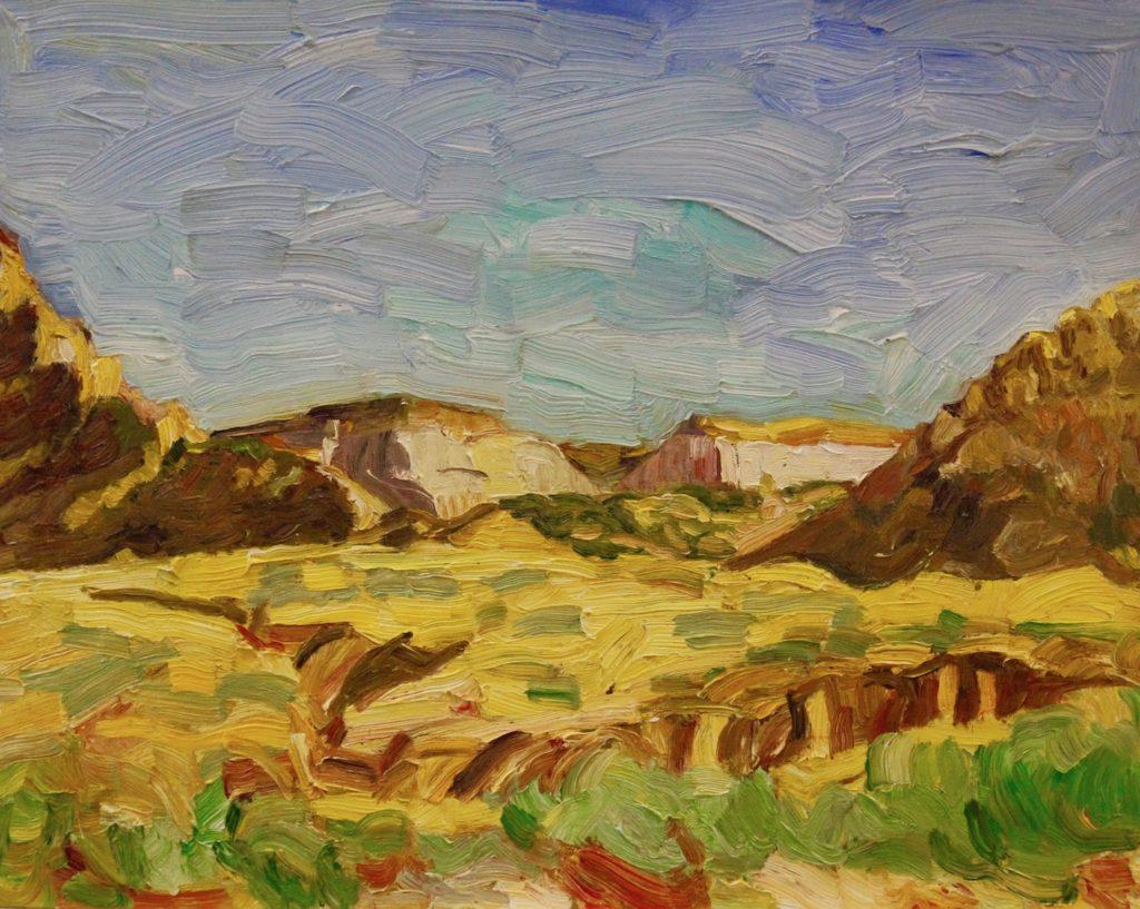 Chris Easley: White Cliffs