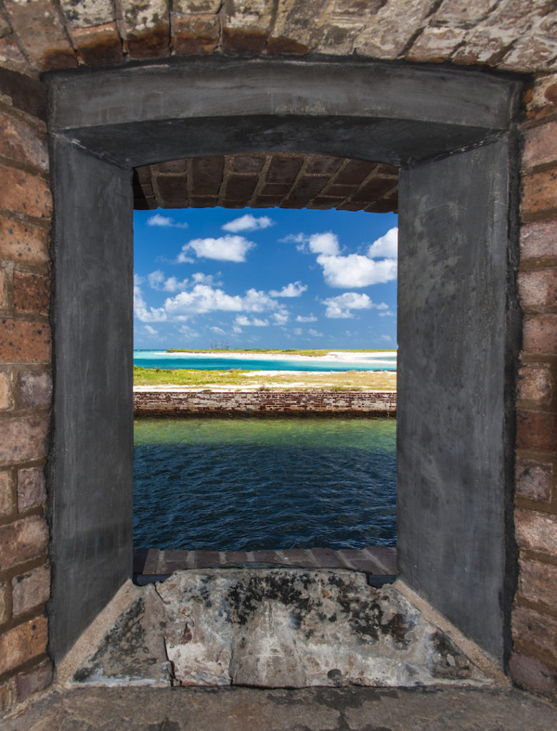 Stan Ford: Window to Bush Key