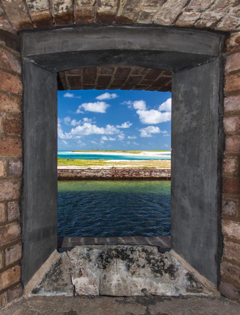 Stan Ford: Window to Bush Key