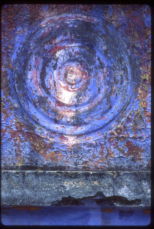 Hans Gebhardt: Circle Blue