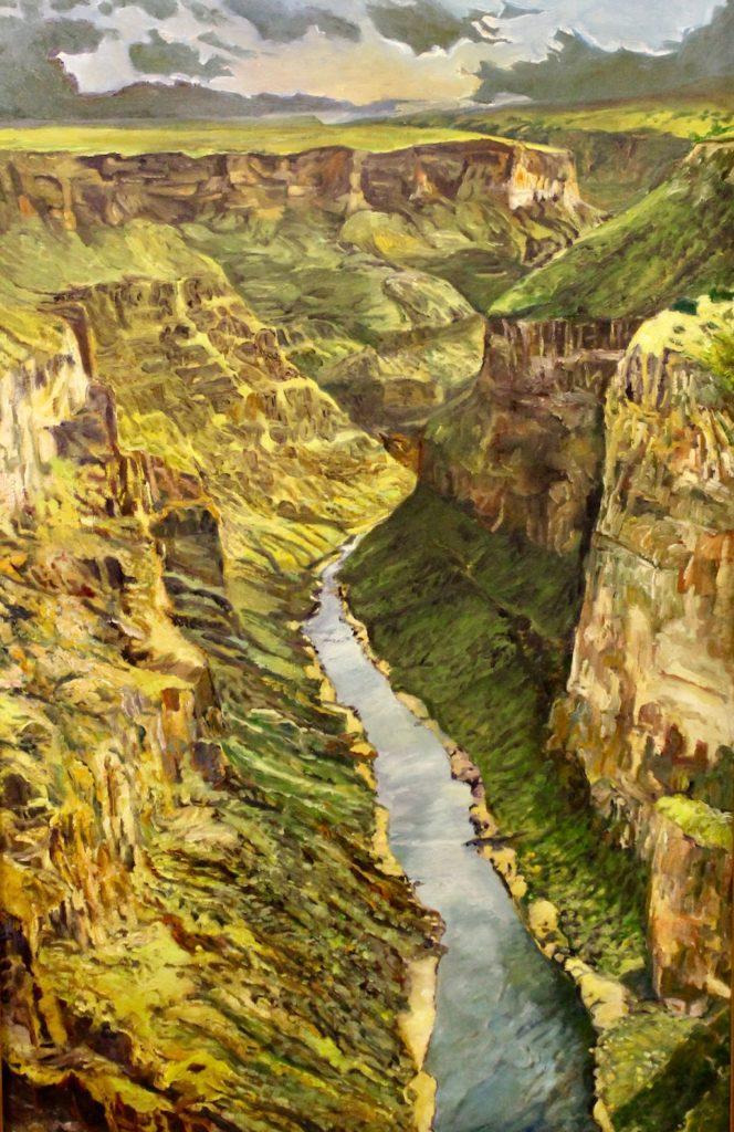 Chris Easley: Taos Gorge