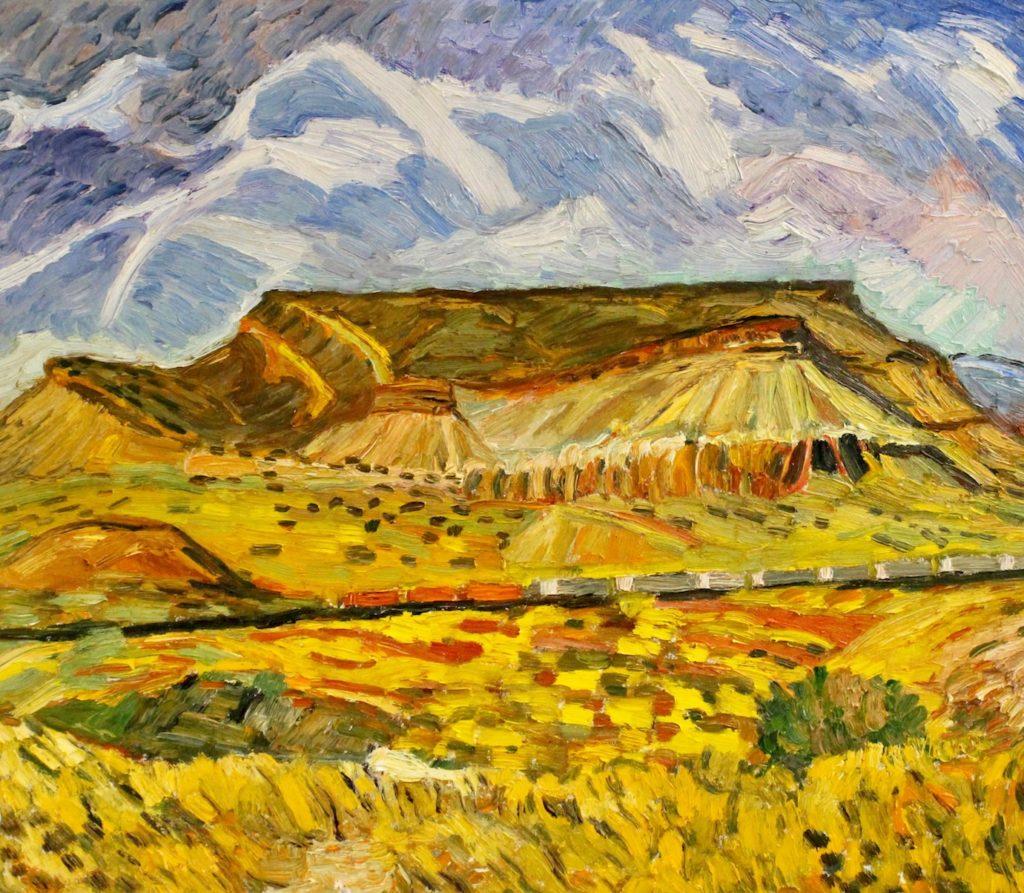 Chris Easley: The Santa Fe to Belen