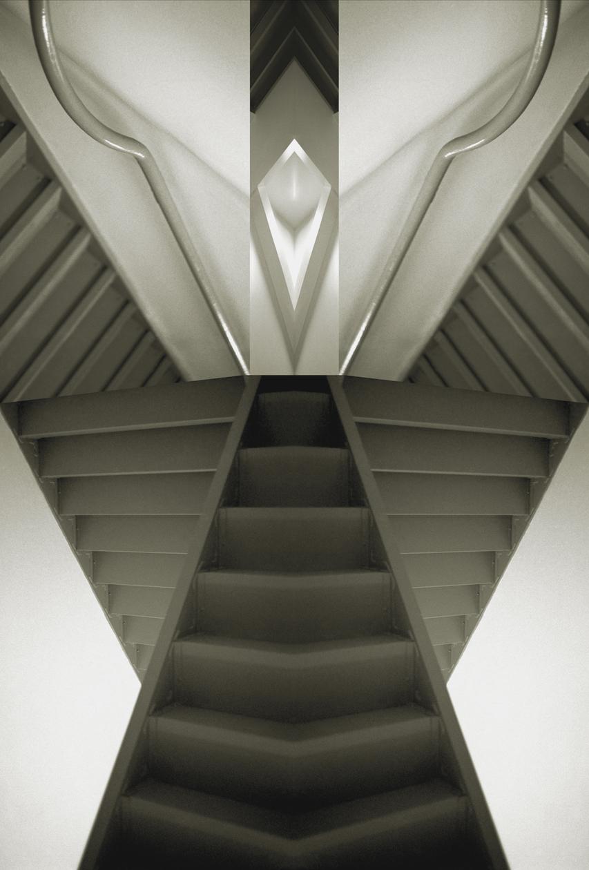 Fernando Delgado: Architectonic No.4