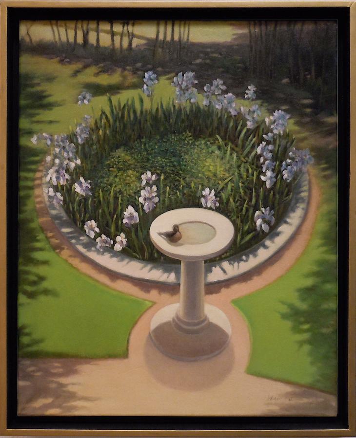 Carol L. Adamec: Birdbath