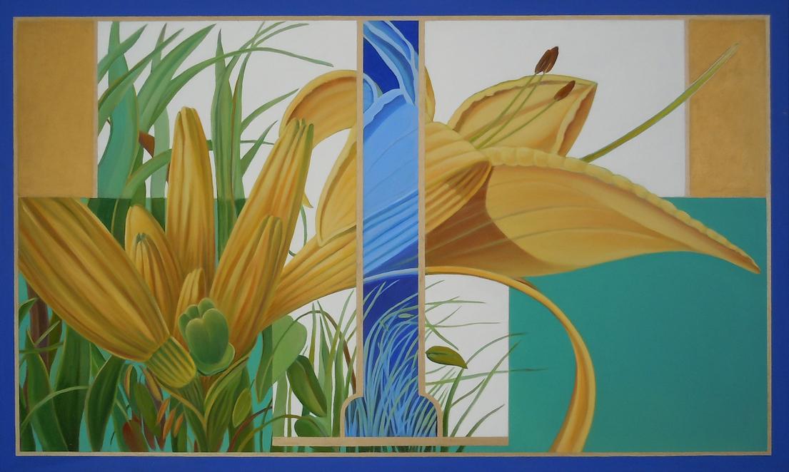 Carol L. Adamec: Garden Kimono