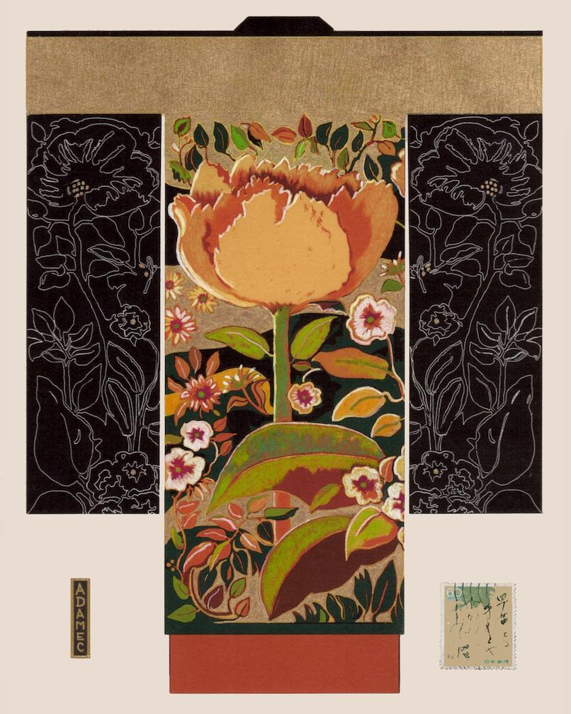 Carol L. Adamec: Kimono Long Sleeves