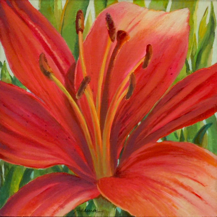 Carol L. Adamec: Lively Lily