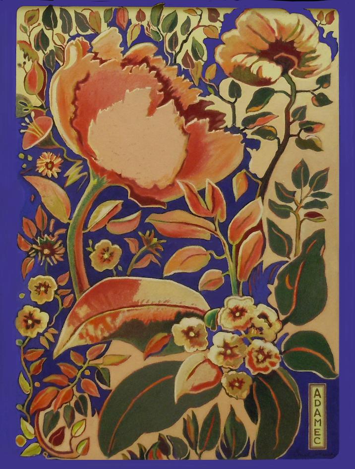 Carol L. Adamec: Royal Garden