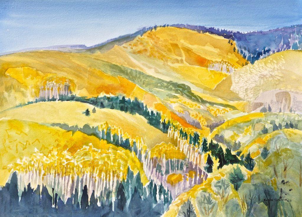 Sandra Humphries: Aspen Symphony