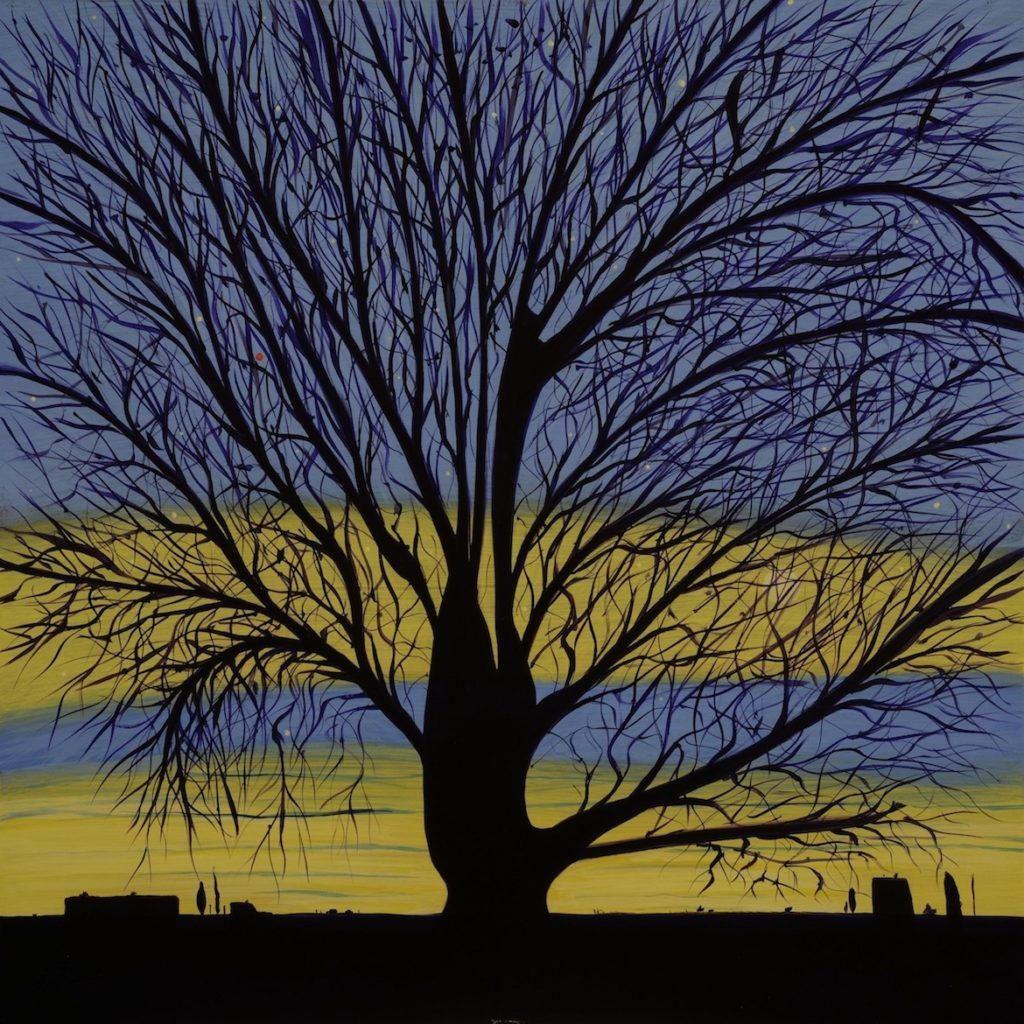Page Coleman: Bare Trees 2
