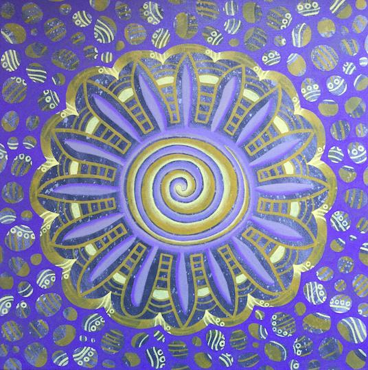 Paula Manning-Lewis: Cosmic Love
