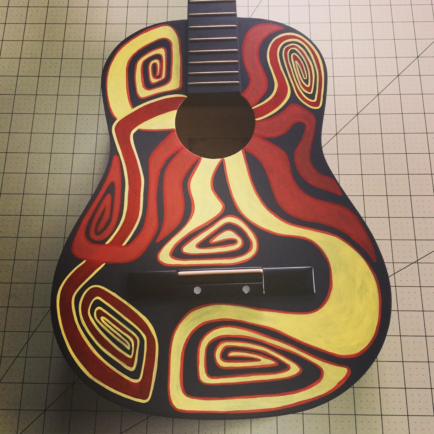 Paula Manning-Lewis: Tribal Spiral
