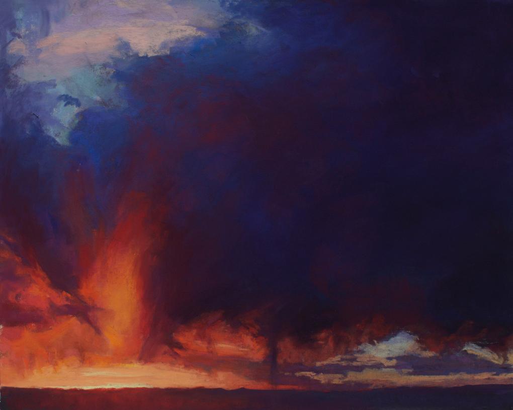 Katherine Irish: Roiling Mist