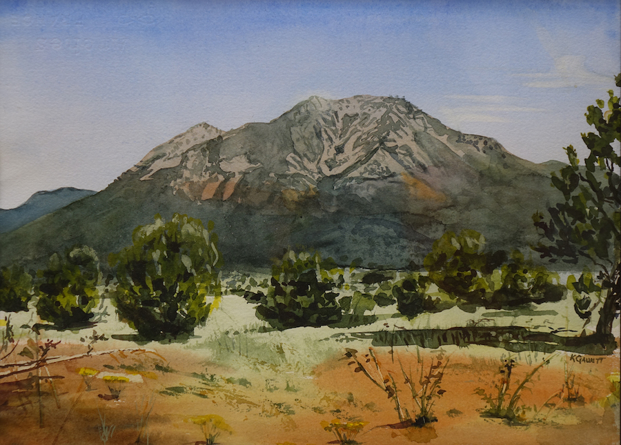 Katherine Gauntt: MY South Mountain