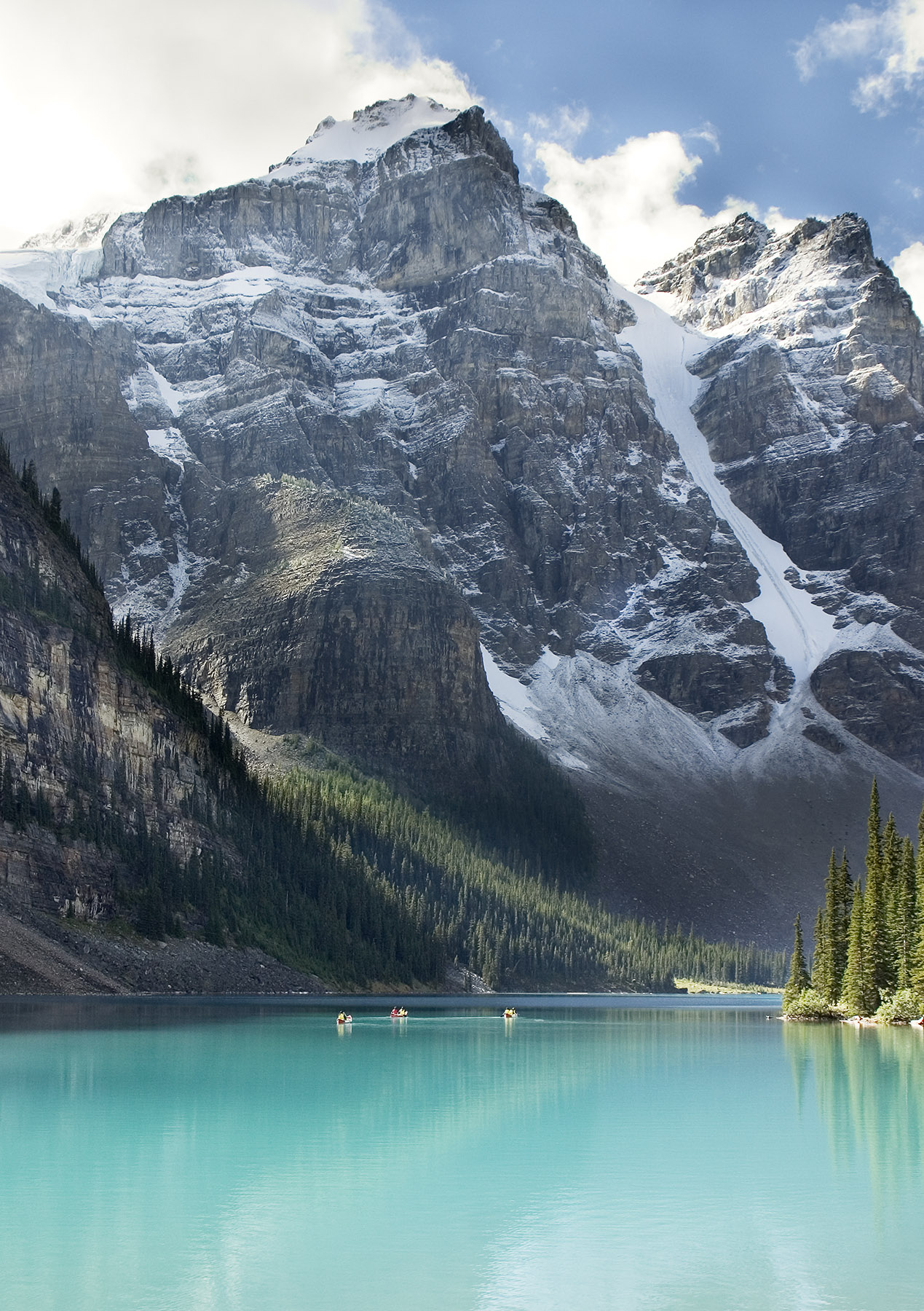 Jeremy Stein: Moraine Lake 3