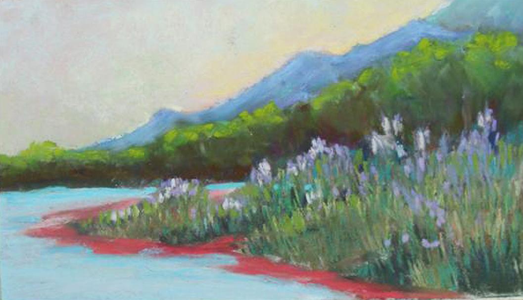 Lisa Zawadzki: River Sun Rise