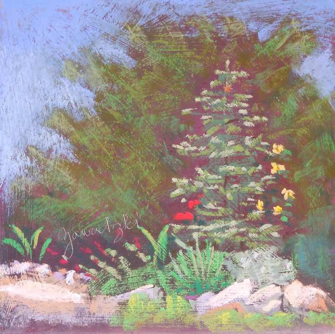 Lisa Zawadzki: Sweet Little Fir Tree
