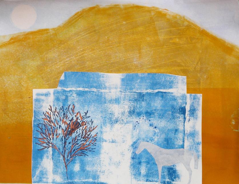 Dan Noyes: Blue House