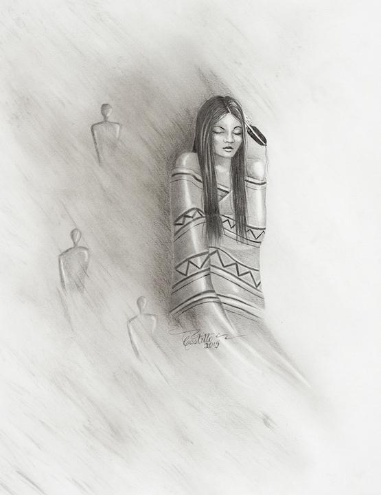 Kevin Castillo: Ancient Dreams