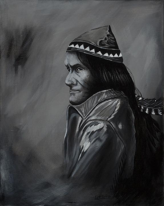 Kevin Castillo: Apache