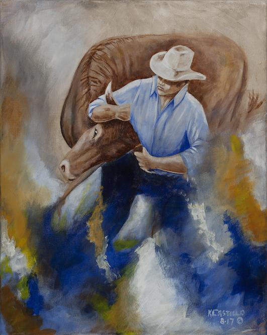 Kevin Castillo: Cowboy