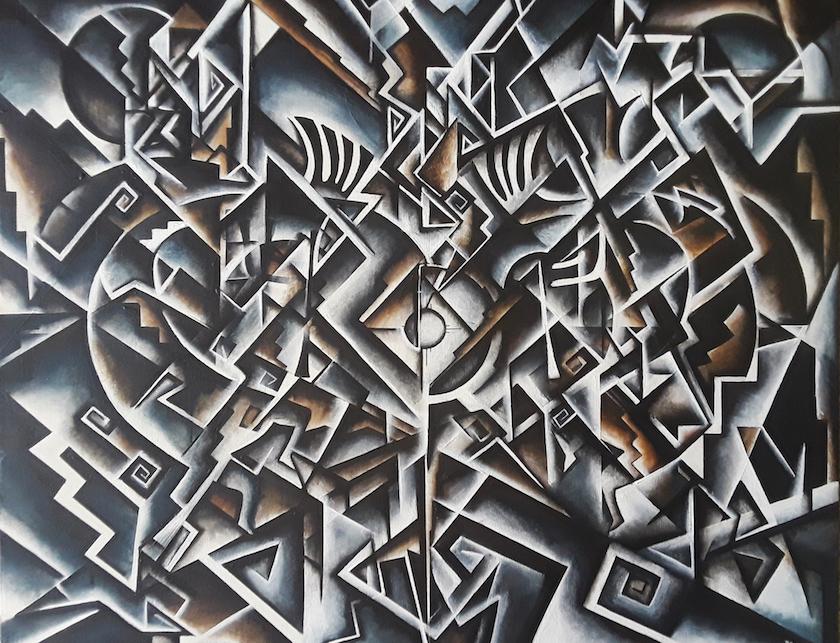 Brandon Allebach: Duality