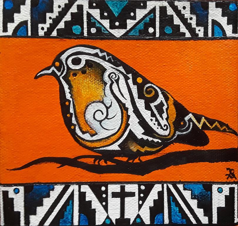 Brandon Allebach: Tibal Bird (Junko)