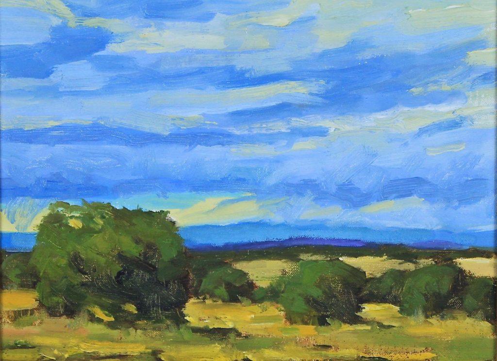 Chris Miller: August Skies