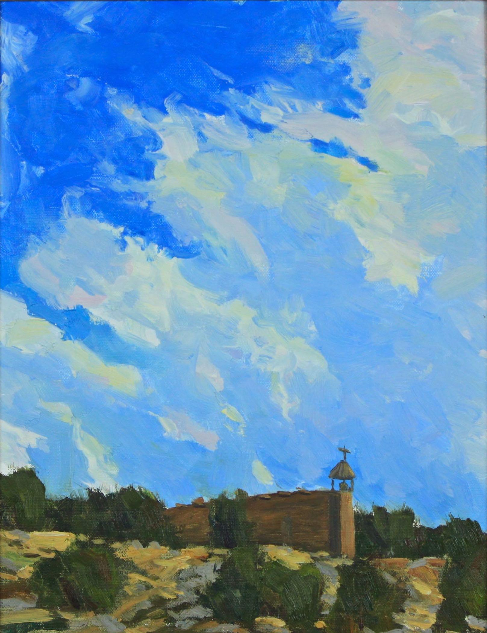 Chris Miller: El Rancho de las Golondrinas Morada