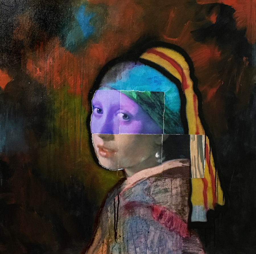 David S. McKee: Girl with a Pearl Earring