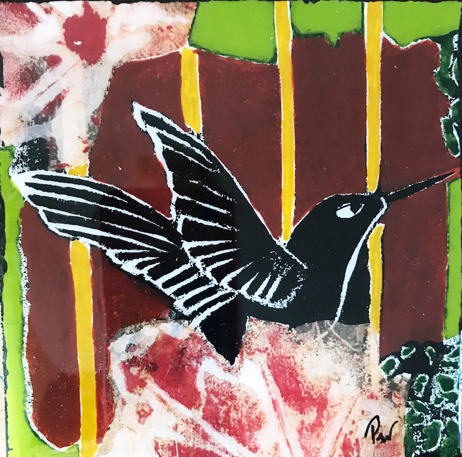 P.K. Williams: Hummingbird Freedom