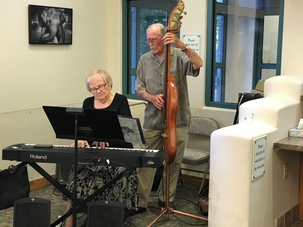 Wonderful Open House music