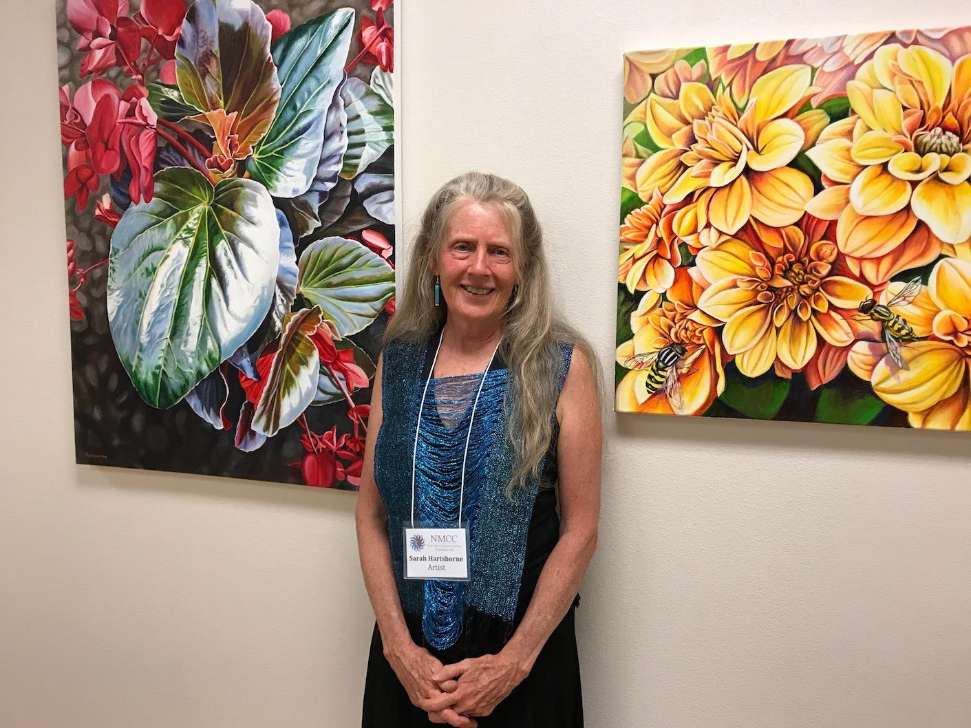 Sarah Hartshorne, artist