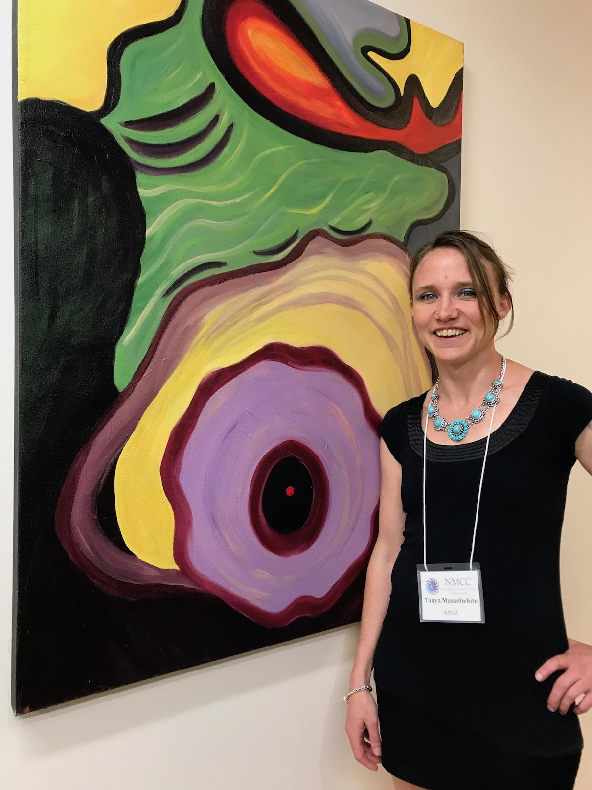 Tanya Musselwhite, artist