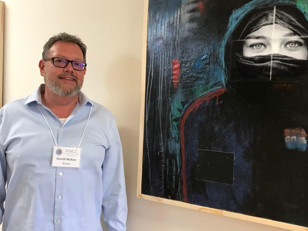 David McKee, artist