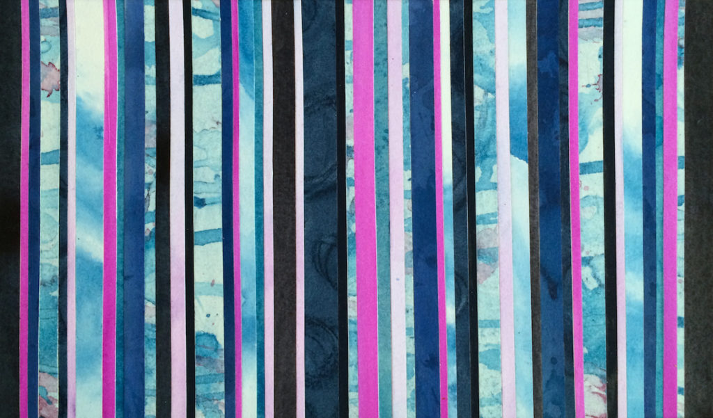 Rachel Harris-Huffman: Landscape #50 (Twilight)