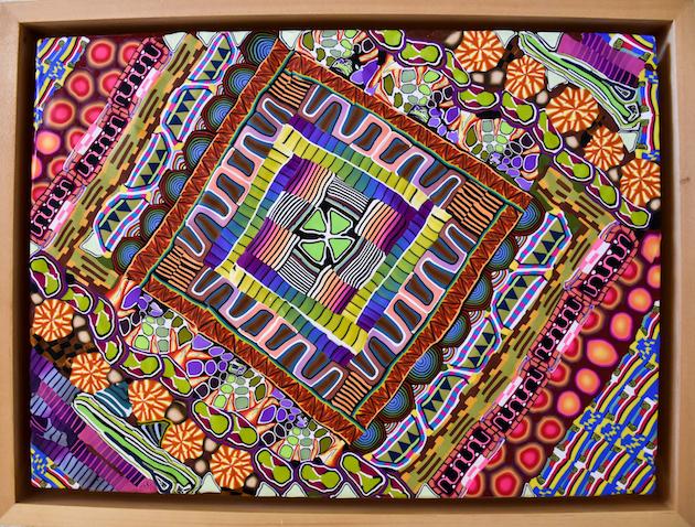 Saul Hoffman: Magic Carpet