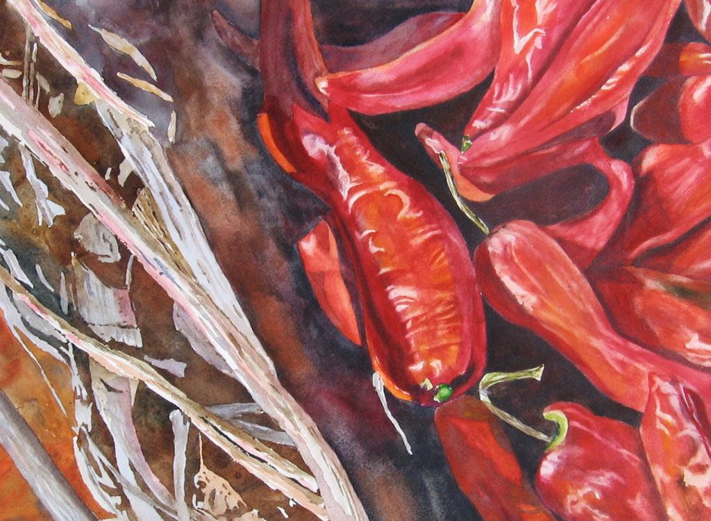 Janet Pfeiffer: New Mexico Harvest