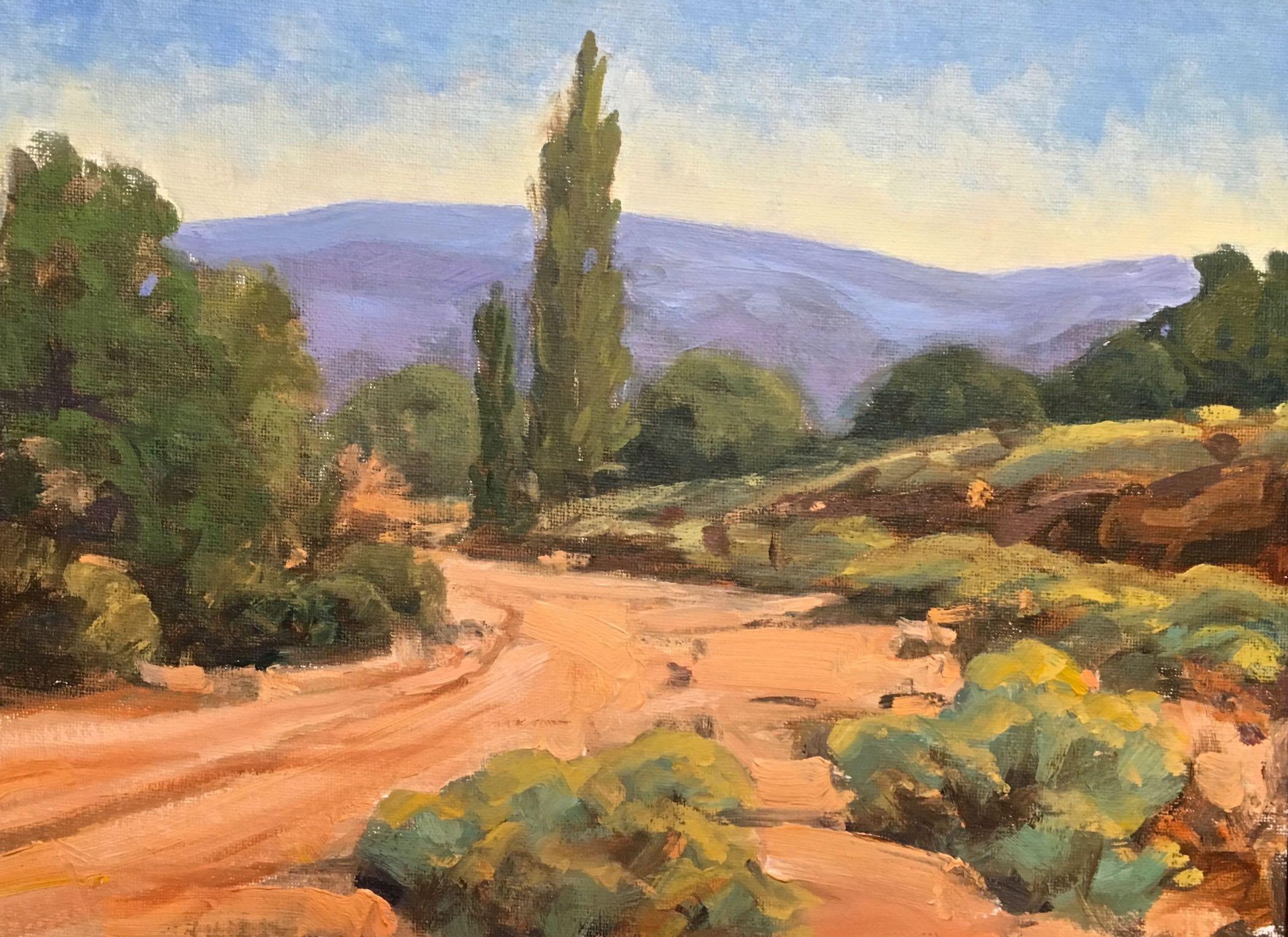Chris Miller: New Mexico Summer