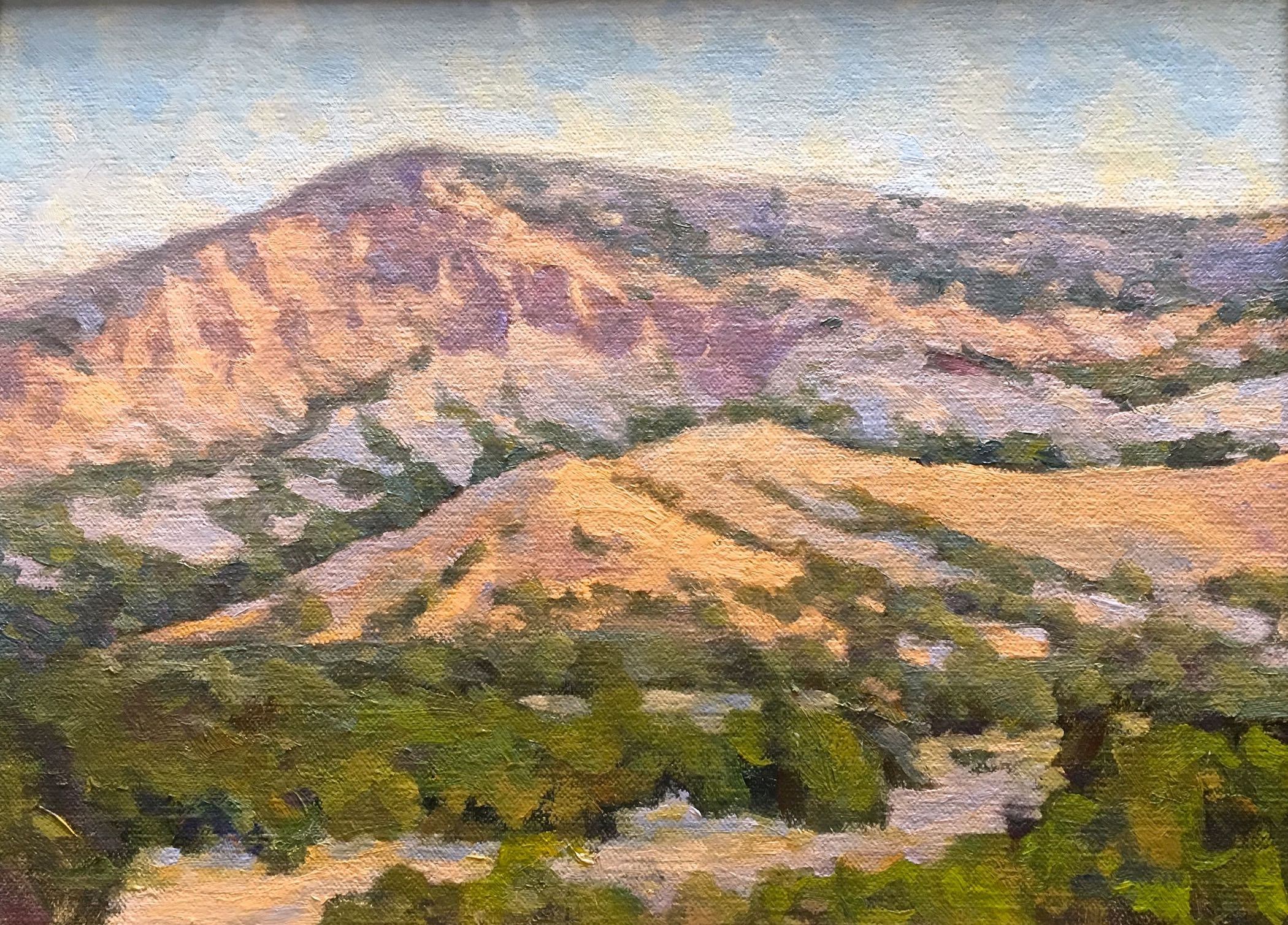 Chris Miller: Northern New Mexico Landscape